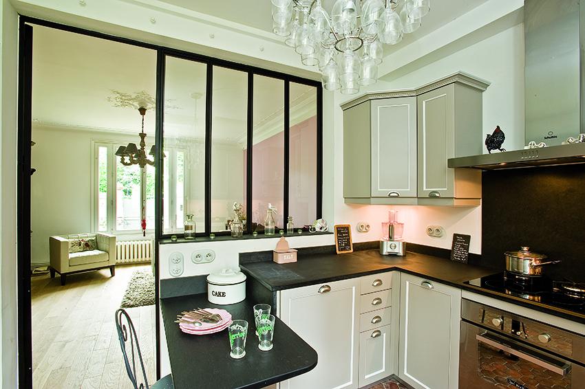 projet cuisine la r novation light cuisines et bains. Black Bedroom Furniture Sets. Home Design Ideas