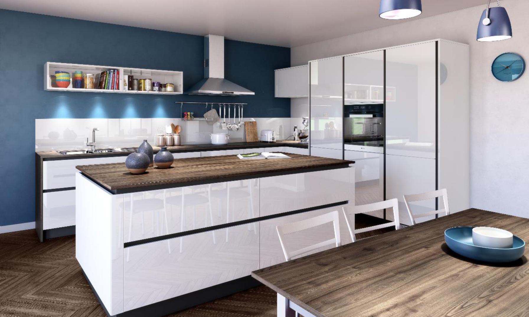 you cuisines lance une nouvelle gamme sans poign es. Black Bedroom Furniture Sets. Home Design Ideas