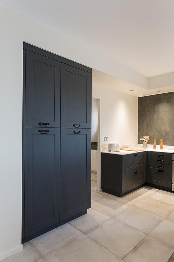 cuisine morel un trait d union entre cuisine et s jour cuisines et bains. Black Bedroom Furniture Sets. Home Design Ideas