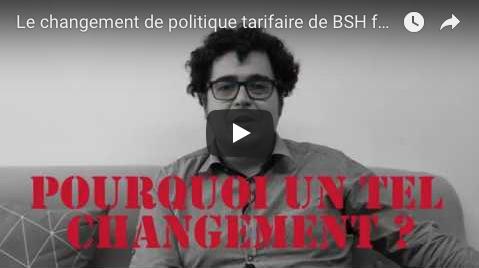 Le changement de politique tarifaire de BSH fait débat