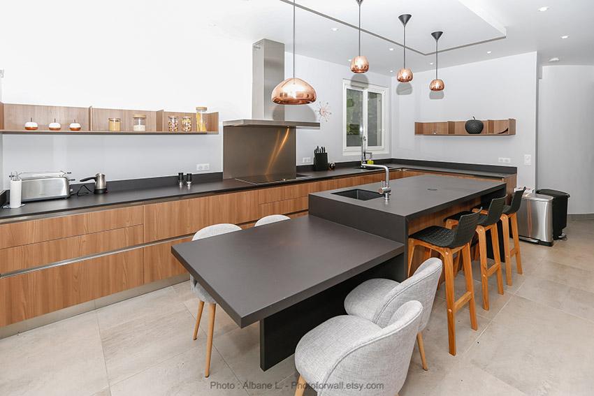 La qualit dans la cuisine c est ce qu on ne voit pas cuisines et bains - Cuisine et bains magazine ...