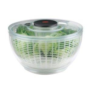 Oxo-1060637-Essoreuse--Salade-diam-26-cm-Transparente-0