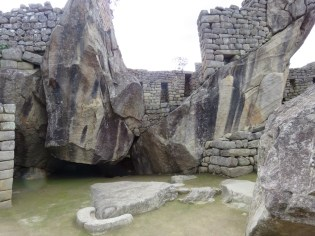 Machu Picchu–Temple of the Condor