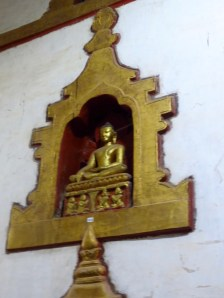 Bagan, Myanmar-Ananda Temple, Buddha Niche