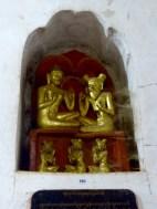 Bagan, Myanmar-Ananda Temple, Buddha Teaching