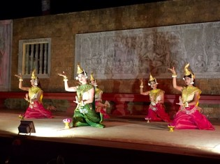 Siem Reap–Raffles Hotel d'Angkor Blessing Dance