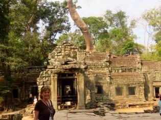 Siem Riep, Cambodia-Ta Prom Temple