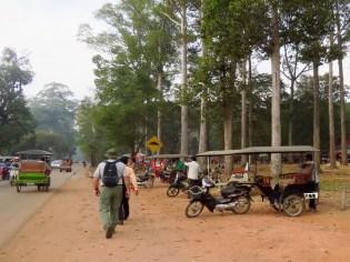 Siem Riep, Cambodia–Tuk-Tuks