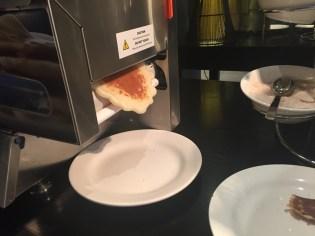Voila! A pancake!