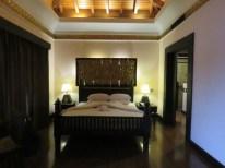 Bagan, Myanmar–Aureum Palace, Villa Bedroom