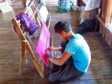 Inle Lake, Myanmar–Creating The Pattern