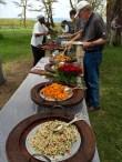 Tanzania Ngorongoro Crater Lunch Buffet