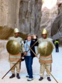 "Petra–""Nabatean"" Guards"