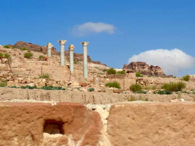 Petra–Blue Chapel