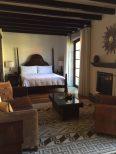 Our room at Rosewood Hotel, San Miguel de Allende