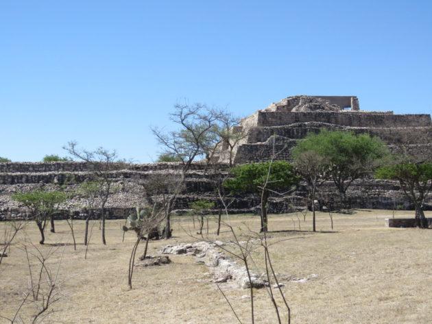 Main Pyramid Complex, Cañada de la Virgen, San Miguel de Allende