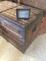 Yarra Valley, Coombe Winery–Dame Nellie Melba's Louis Vuitton Trunk
