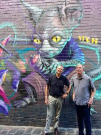 Melbourne–Street Art