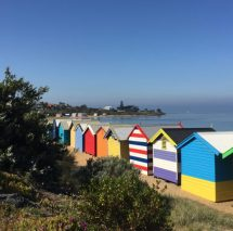 Melbourne-Brighton Beach Boxes