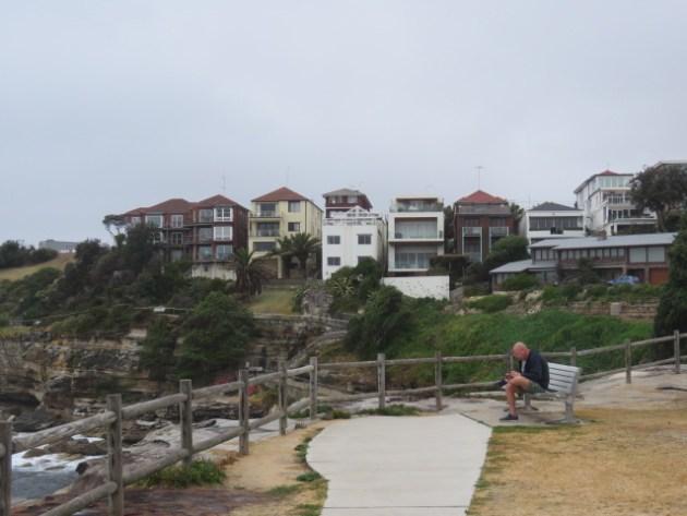 Beachfront homes, Bondi