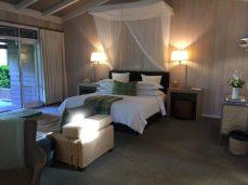 Huka lodge–Our Room