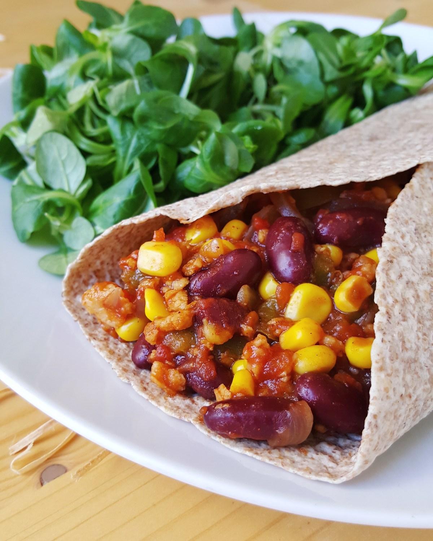 Chili sin carne 2