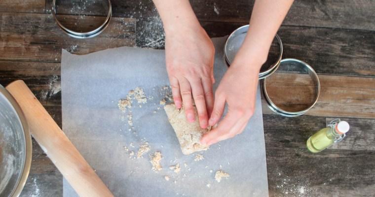 Pâte brisée sans beurre, à l'huile d'olive