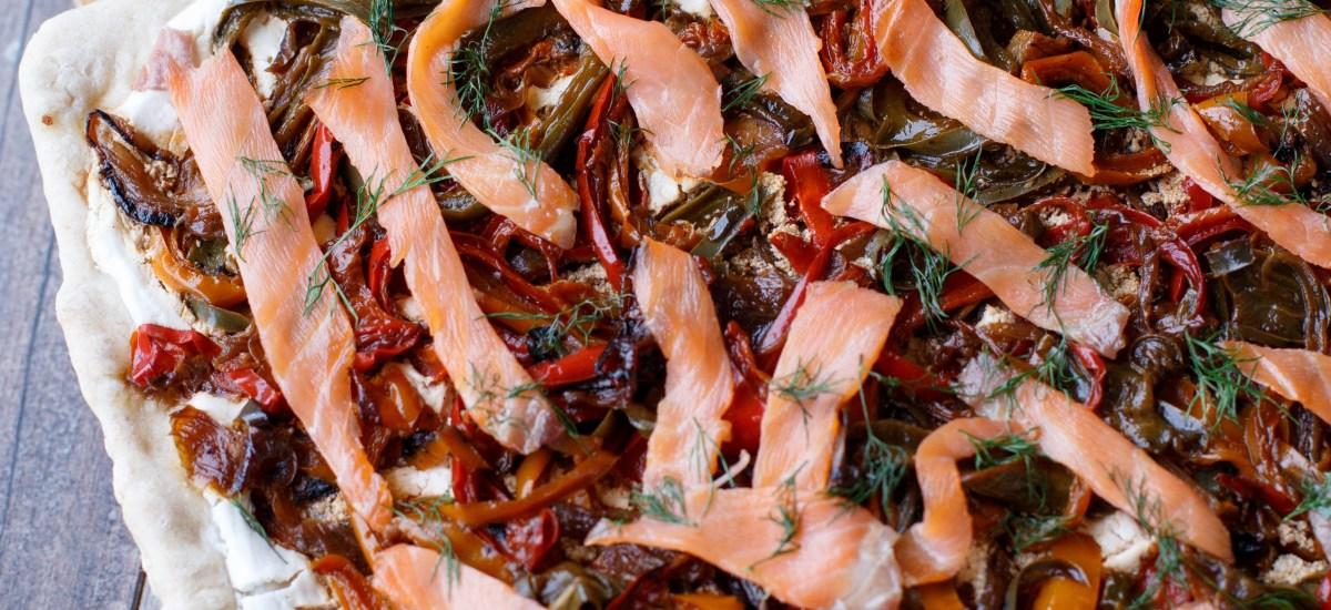 Les recettes à base de saumon