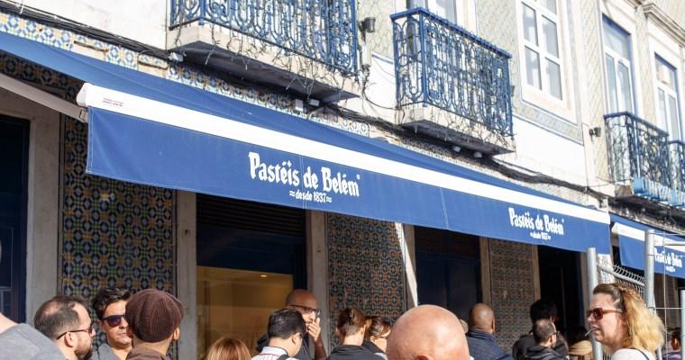 Mes bonnes adresses à Lisbonne