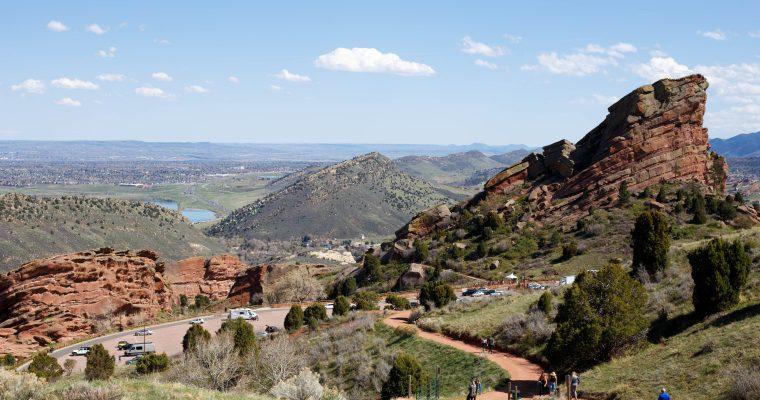 Road trip USA Part 1 : Colorado