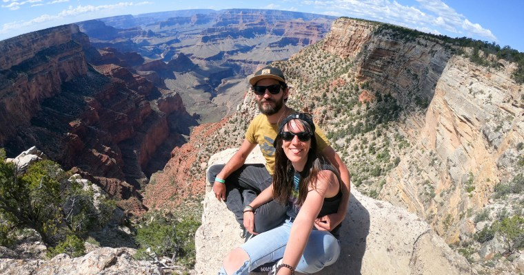 Road trip USA part 5 : Zion et Grand Canyon