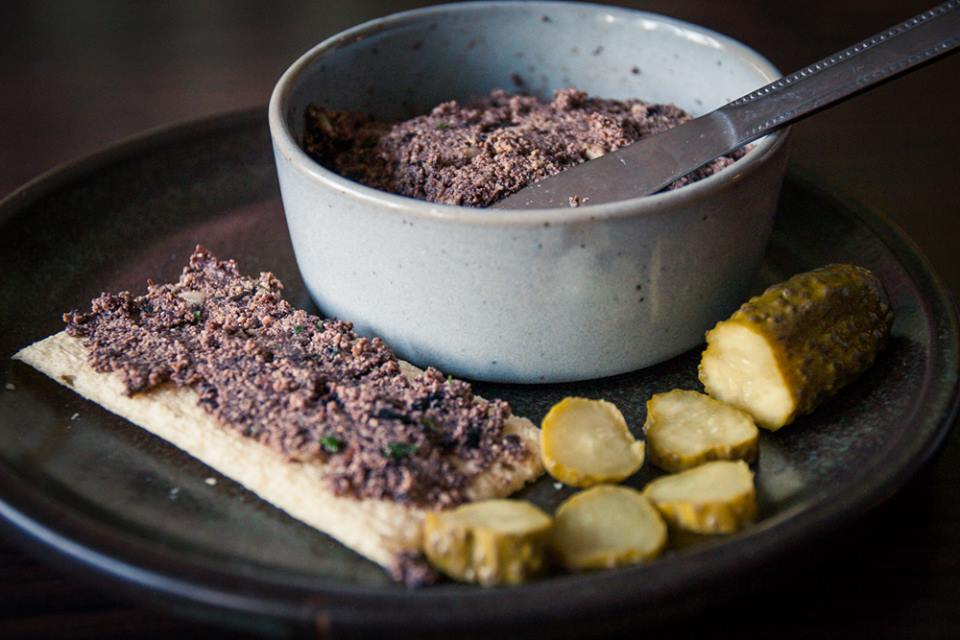 P t v gane aux olives cuisine v gane pour d butant e - Cuisine thai pour debutants ...