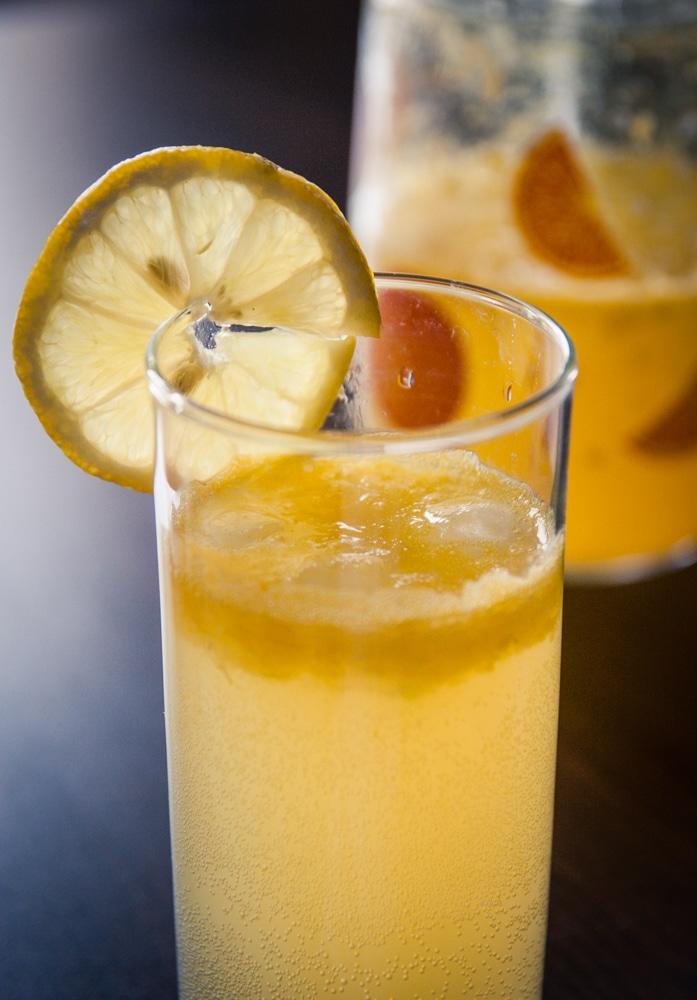 Soda orange gingembre cuisine v gane pour d butant e - Cuisine thai pour debutants ...