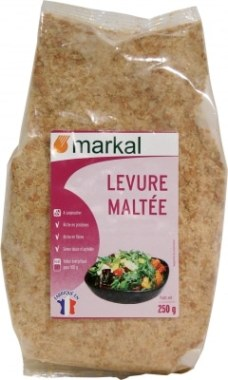levure maltée bio Markal