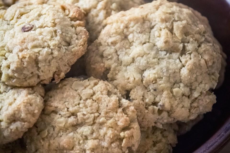 biscuits ANZAC véganes cuisine végane pour débutant recette biscuits vegan facile