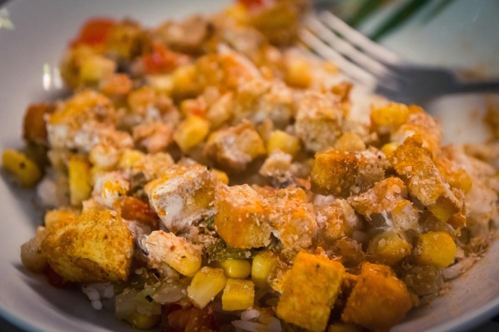 Tofu grillé au four - Cuisine végane pour débutant·e on