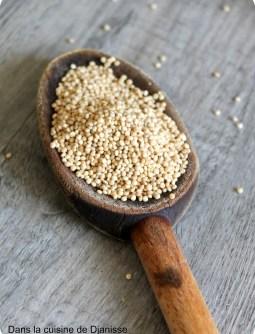 Quinoa * Alimentation et Fertilité