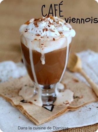 Café viennois vegan