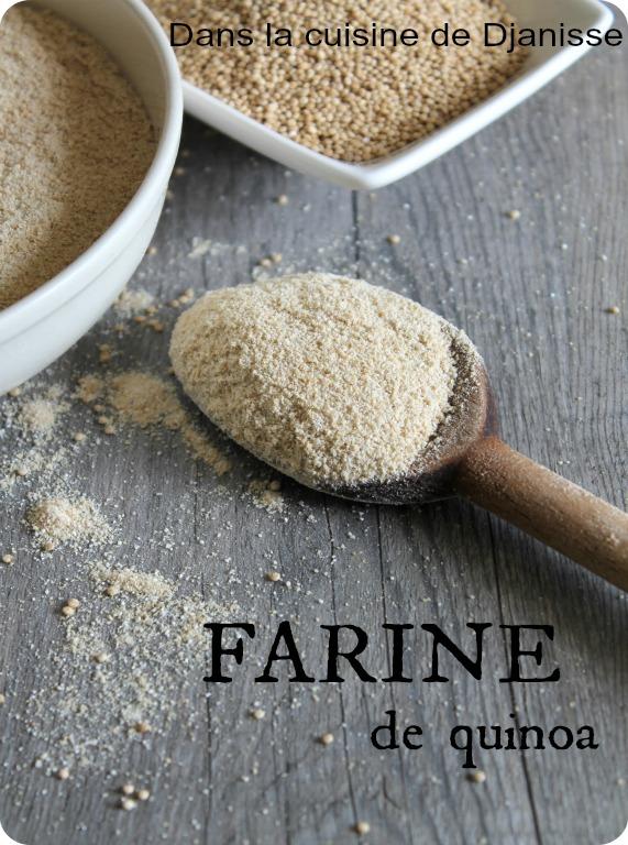 Faire des farines maison sans gluten