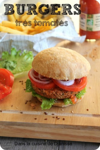 burgers tomatés