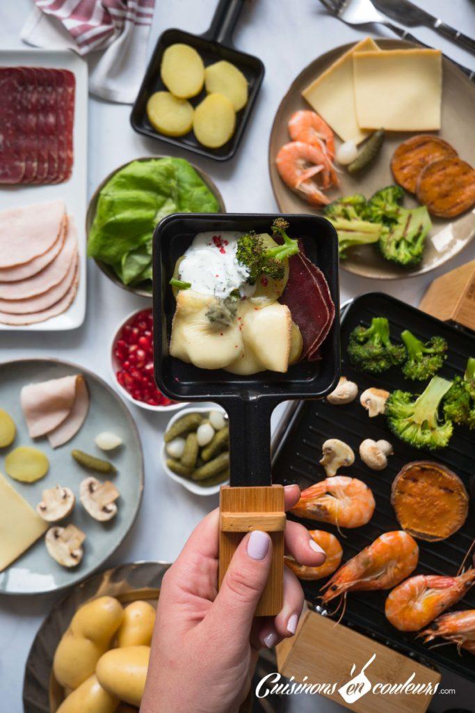 Recettes avec du fromage à raclette   Les recettes les mieux notées