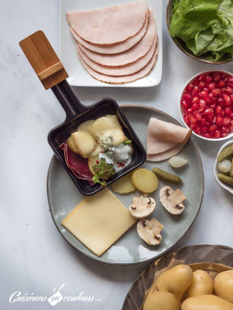 Raclette Combien De Fromage Par Personne : raclette, combien, fromage, personne, Raclette, Party, Réussie, Cuisinons, Couleurs