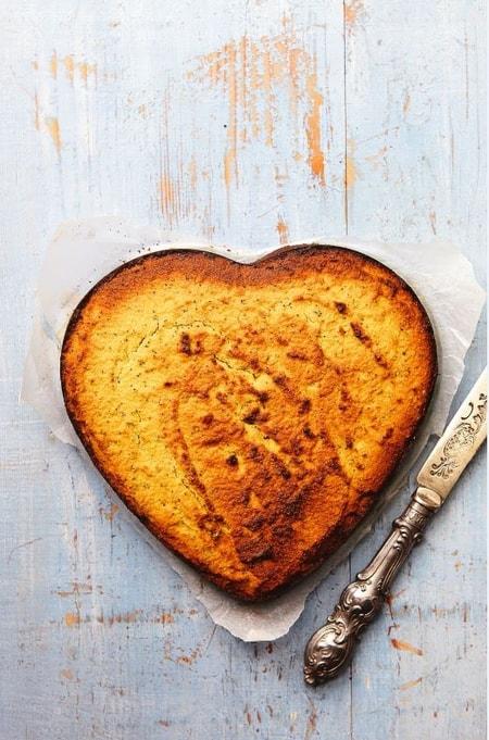 gâteau amande citron pavot