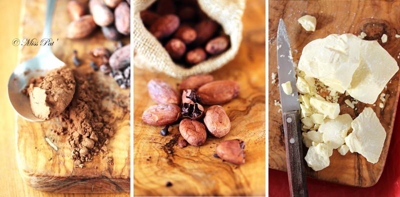 Produits du cacao misspat