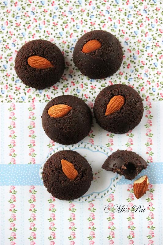 chocolats aux éclats de fèves misspat