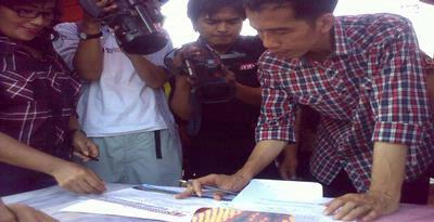 Isi Kontrak Politik Jokowi-Ahok