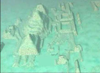 Kota bawah laut Kuba