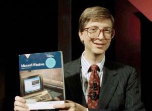 5 Kunci Sukses Bill Gates