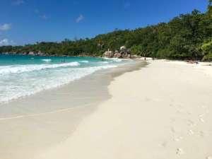 Pantai Anse Lazio - Praslin Island, Seychelles