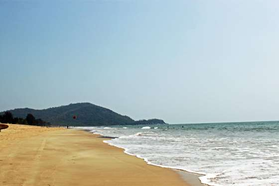 Pantai Agonda, India